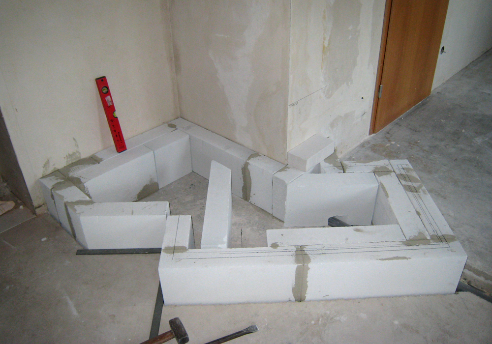 Baustellenphoto